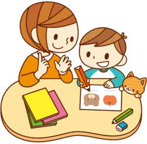 親子で楽しい幼児教材